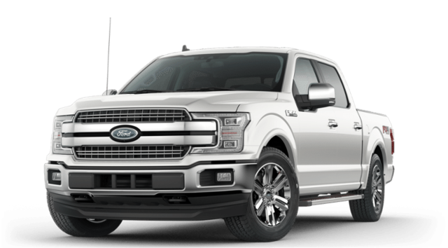 New 2020 Ford F-150 Lariat Truck SuperCrew Cab in Waycross